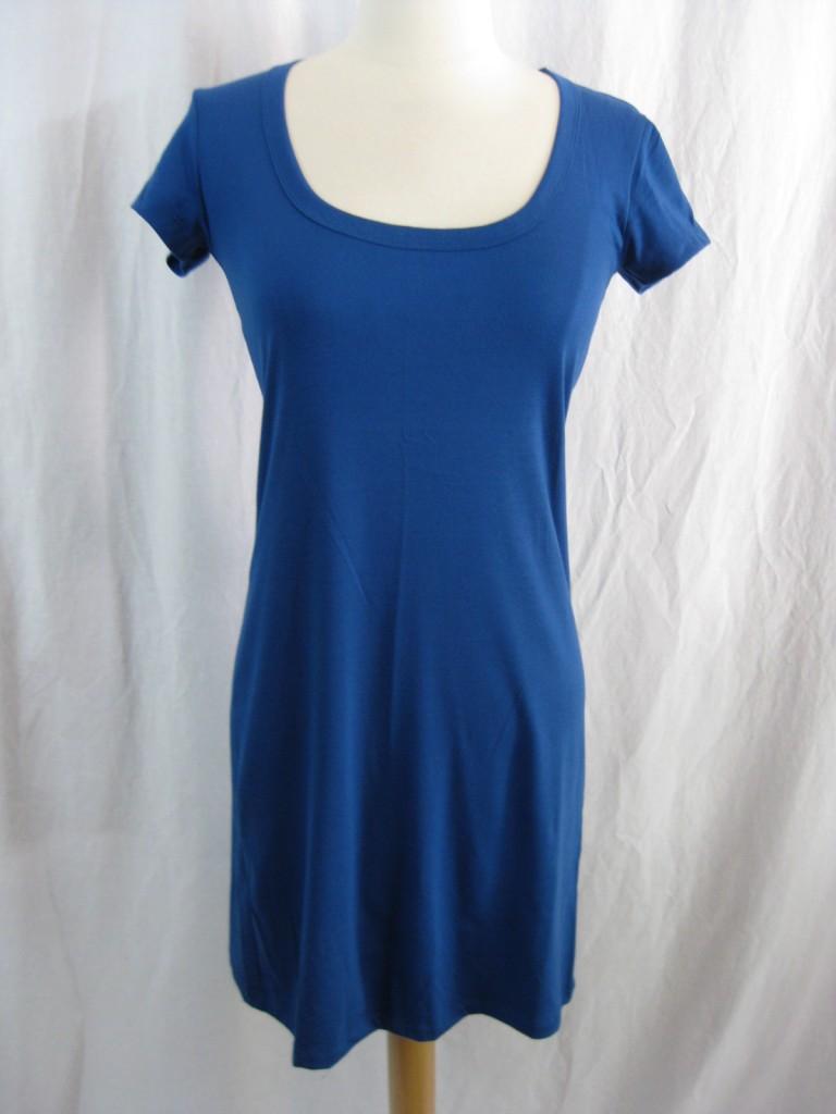 New Mossimo Supply Co Juniors Short Sleeve Shirt Dress