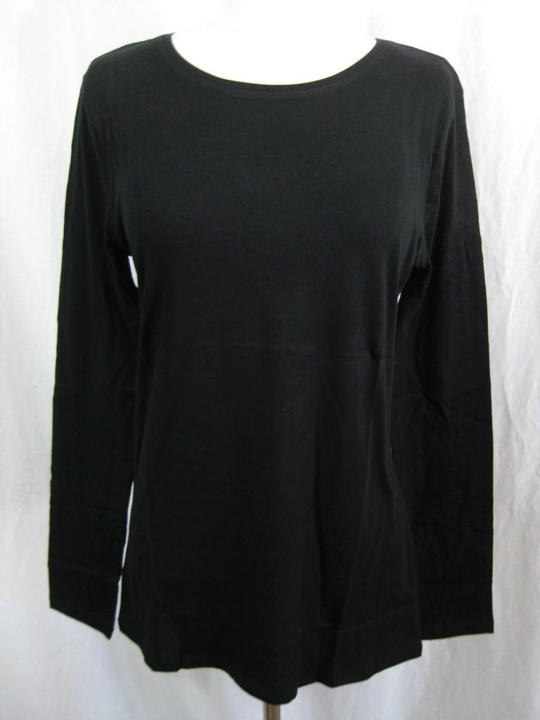 NEW Mossimo Womens Long Sleeve Tissue Tee Shirt