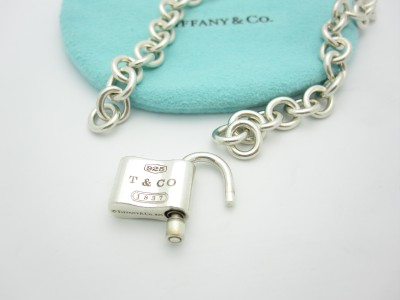 Jewelry amp watches gt fine jewelry gt fine necklaces amp pendants gt diamond - Tiffany And Co Lock Necklace Hot Girls Wallpaper