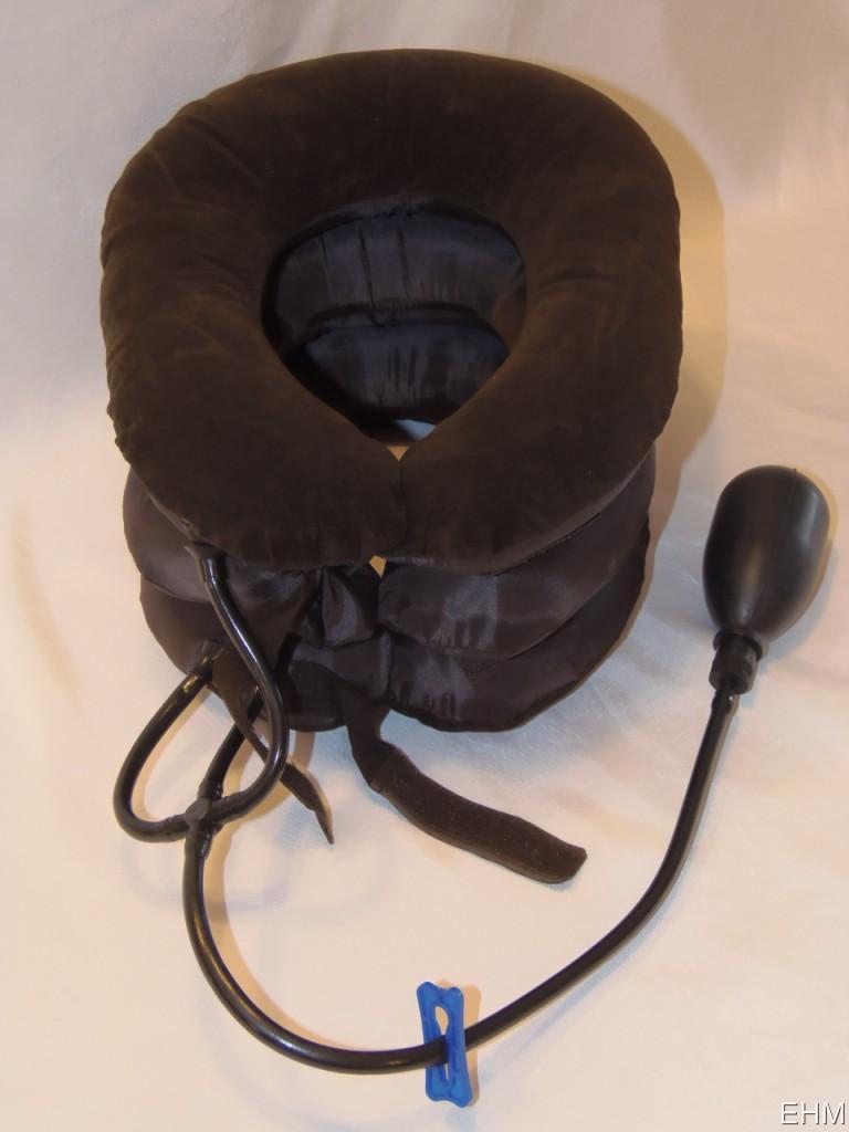 Neck Comforter Traction Head Back Shoulder Pain Headache Stress | eBay