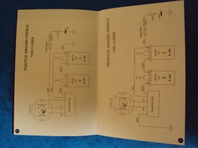 wassell electronic ignition instructions