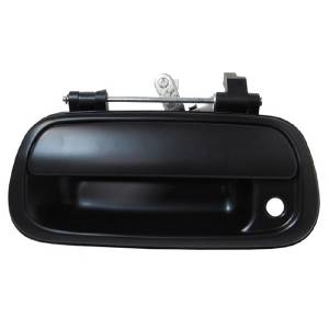 Tailgate latch handle and cables tundra except double crew for 2000 toyota tundra rear window latch