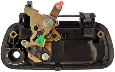 Tailgate latch handle and cables tundra except double crew for 2000 tundra rear window latch