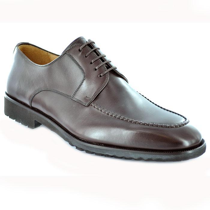 brand new huber mens shoes moc toe blucher 9803