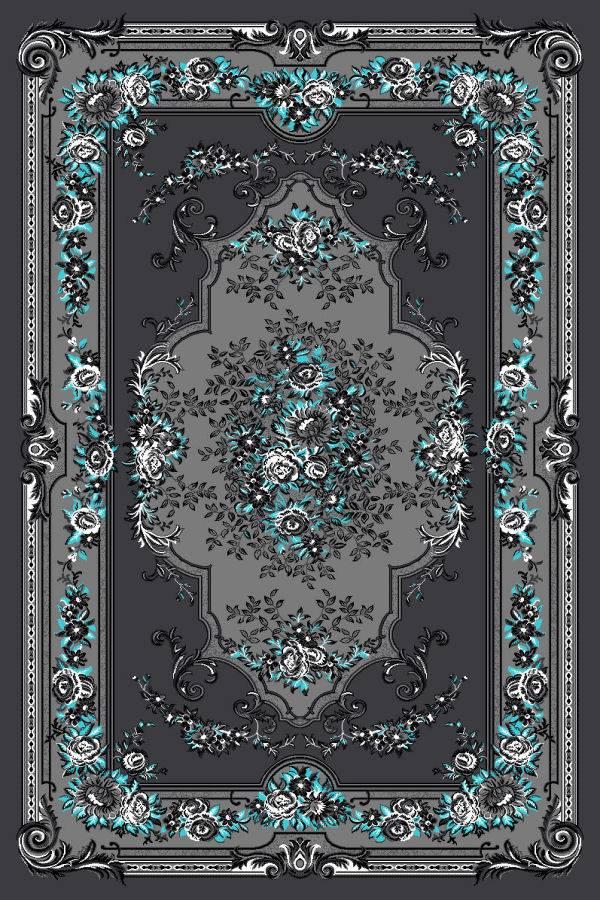 burgundy green victorian area rug carpet traditional black gray turquoise carpet ebay. Black Bedroom Furniture Sets. Home Design Ideas