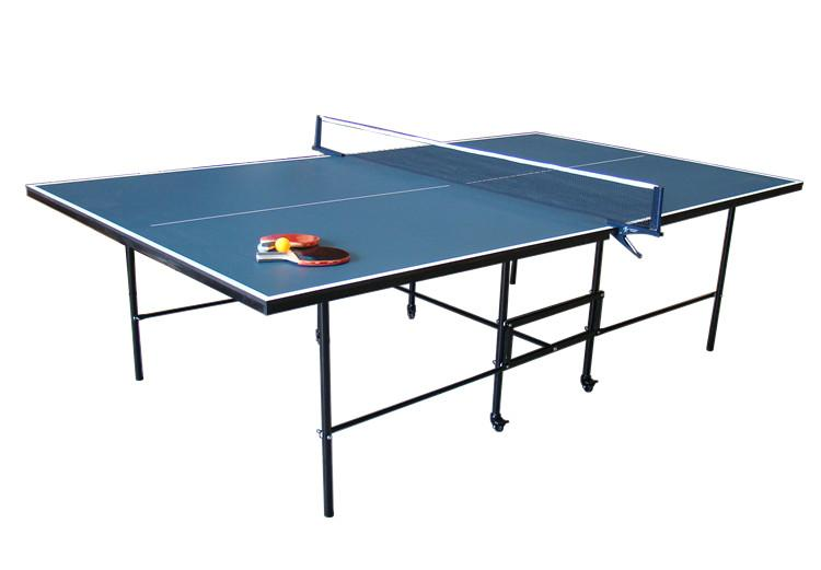 13mm tournament size single folded table tennis ping pong - What is the size of a ping pong table ...