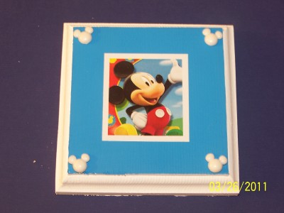 8 disney mickey mouse clubhouse wall plaque decor bedding - Mickey mouse clubhouse bedroom curtains ...