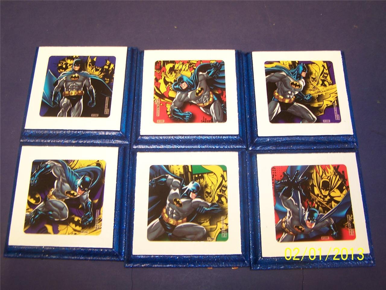 Batman Dc Comics Hero Wall Plaques Decor Bedding Signs