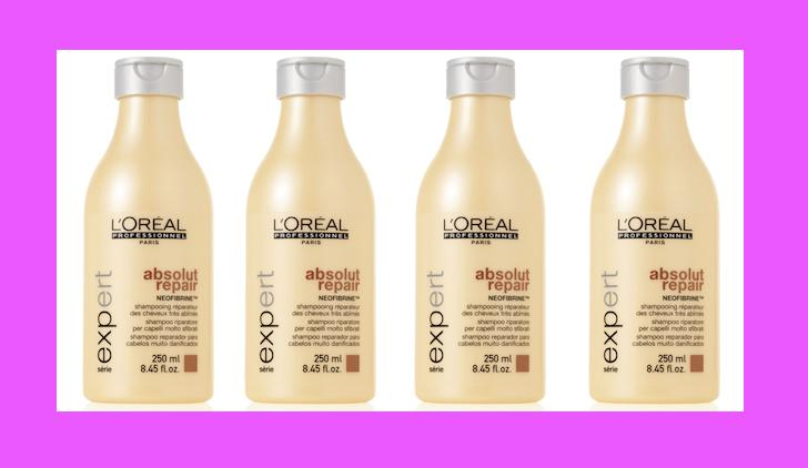 Loreal-Professional-Absolute-Repair-Shampoo-250ml-x-4