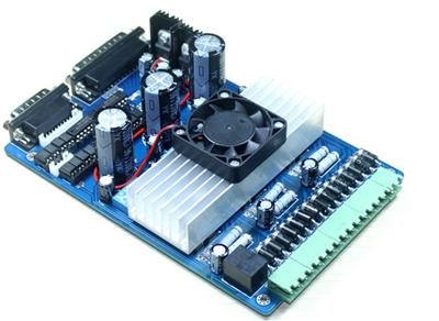 3axis stepper motor driver board tb6560 cnc kits ebay for 3 axis servo motor kit