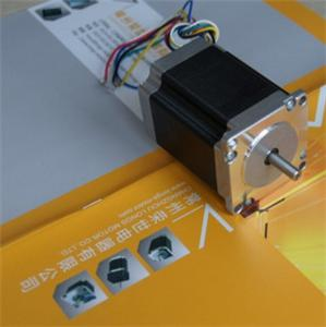 Top selling 4axis nema 23 stepper motor 287oz in driver for 4 amp stepper motor driver