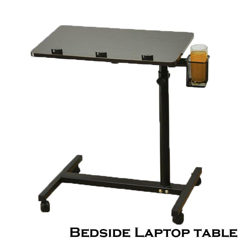 Space-Saving-Bedside-Adjustable-Rotating-Laptop-Computer-Desk-Table-Food-Tray