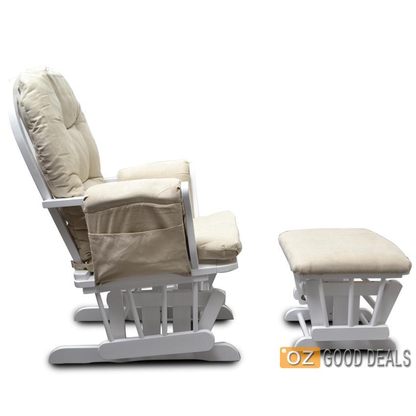 glider chair with ottoman sale