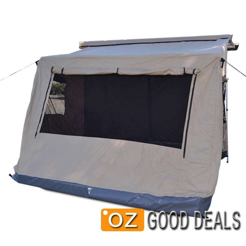 2m X 2m Heavy Duty Waterproof Pop Up Standalone Camping