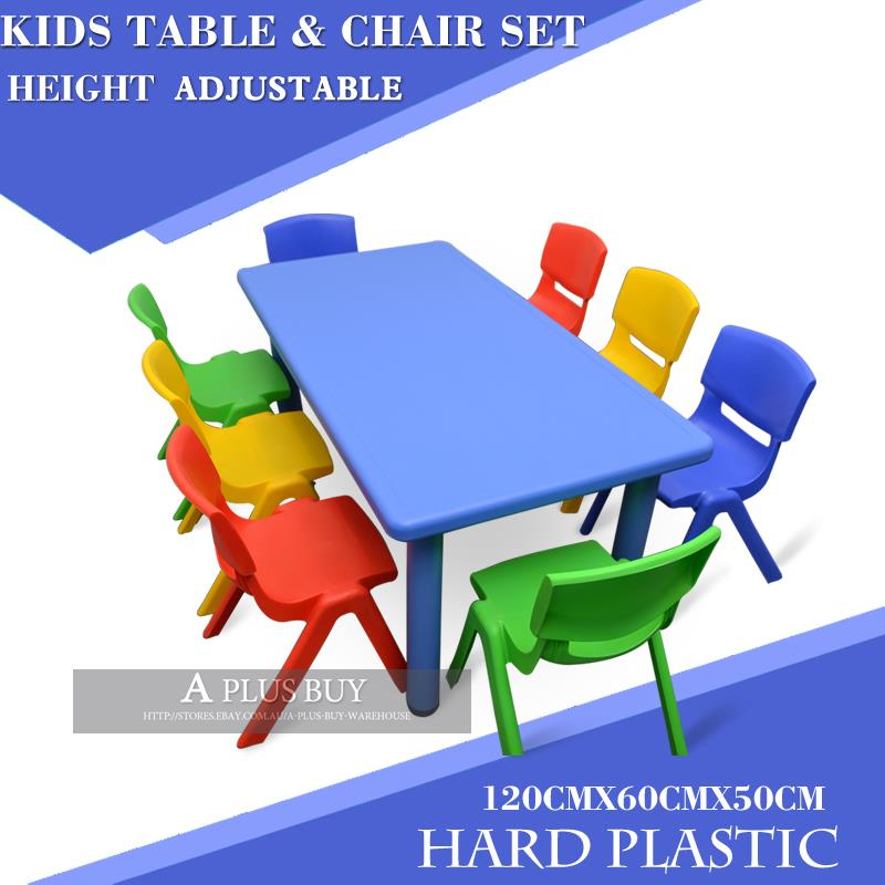 8 Chair Table Clip Art