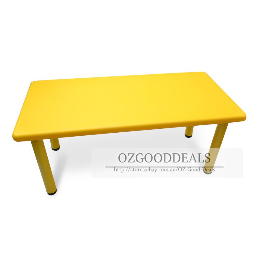 Kids Toddler Children Activity Table and 8 Chair