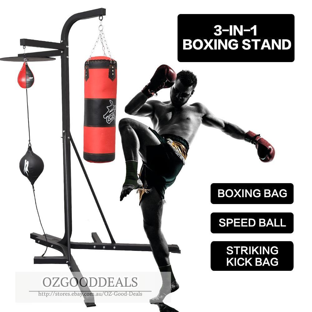3IN1 Multi Function Boxing Kicking Punching Training ...