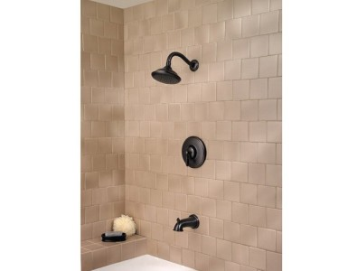 Price Pfister MP8LNYY Langston Tub and Shower Faucet Tuscan Bronze Set