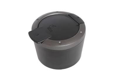auto kfz aschenbecher deckel schwarz tragbar autoaschenbecher getr nkehalter 910 ebay. Black Bedroom Furniture Sets. Home Design Ideas
