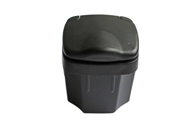 aschenbecher led beleuchtung kippent ter getr nkehalter schwarz universal 1375 ebay. Black Bedroom Furniture Sets. Home Design Ideas