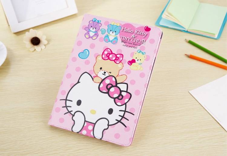 Hello Kitty Ipad Case With Keyboard Hello Kitty Smart Leather Case