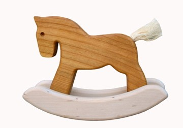 Bajo-Brand-New-Rocking-Horse