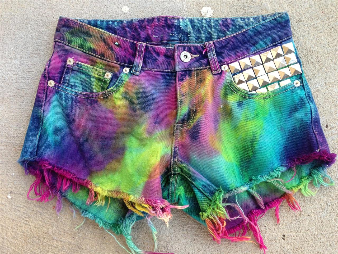Cosmic Unicornz Rainbow Denim Shorts at Dolls Kill, an online punk, goth, rave, kawaii, and streetwear clothing store. FAST & FREE WORLDWIDE SHIPPING. Shop trends and your favorite brands like Lime Crime, Wildfox Couture, Killstar, BOY London, and abpclan.gq: Cosmic Unicornz.