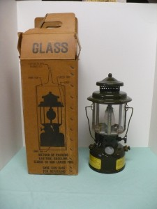 how to open a coleman 5313 lantern