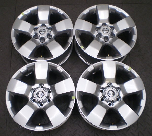 62510 Nissan Frontier Xterra 16 Factory Wheels Rims
