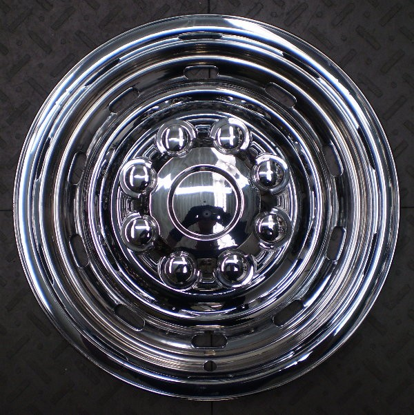 "Aftermarket Dodge 2500 3500 17"" Wheel Covers Hubcaps"