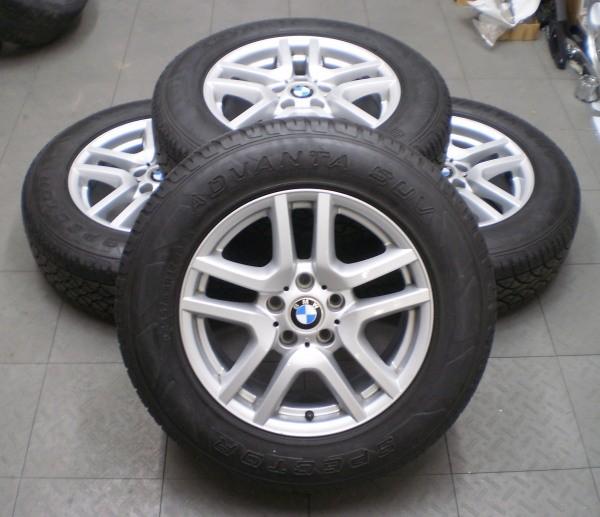 BMW X5 17 FACTORY OE ALLOY WHEELS RIMS TIRES SPECTOR ADVANTA SUV (4