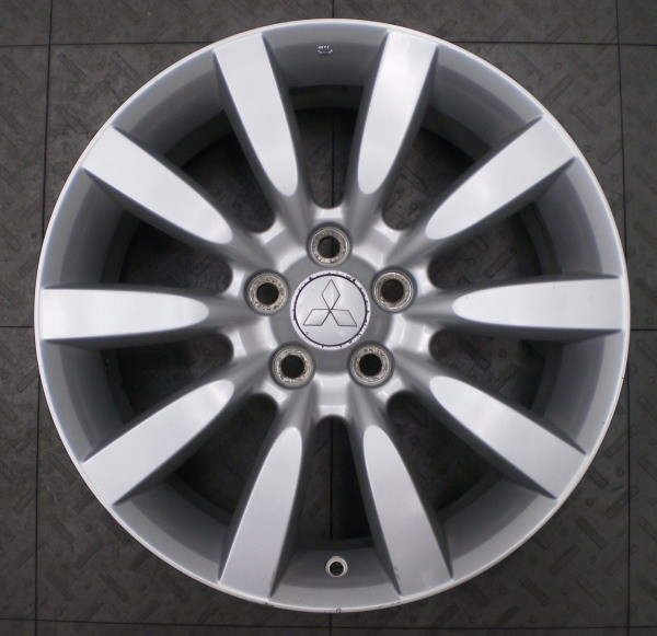 "65845 Mitsubishi Lancer 18"" Factory OE Alloy Wheel Rim B"