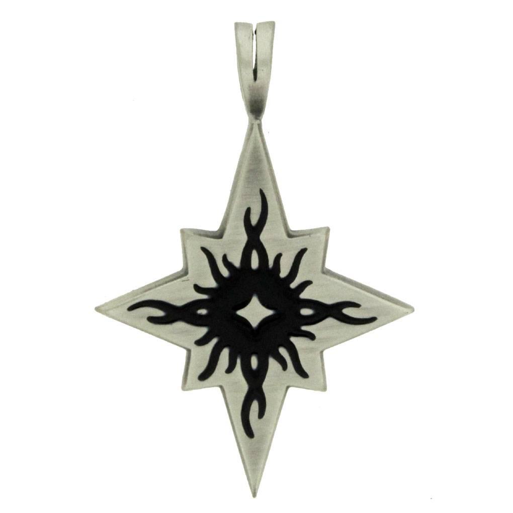 Bico australia jewelry pewter medussa eye tribal pendant for Bico australia jewelry pendants