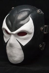 Batman Bane Mask BB Pa...