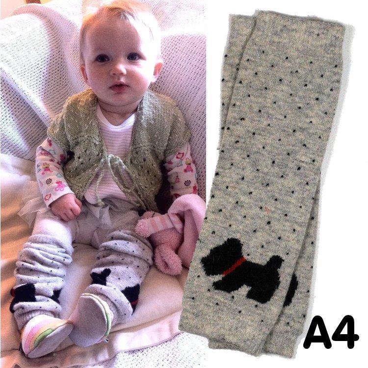 Gorgeous Soft Angora Lambswool Mix Boys Girls Baby Toddler Leg Warmers