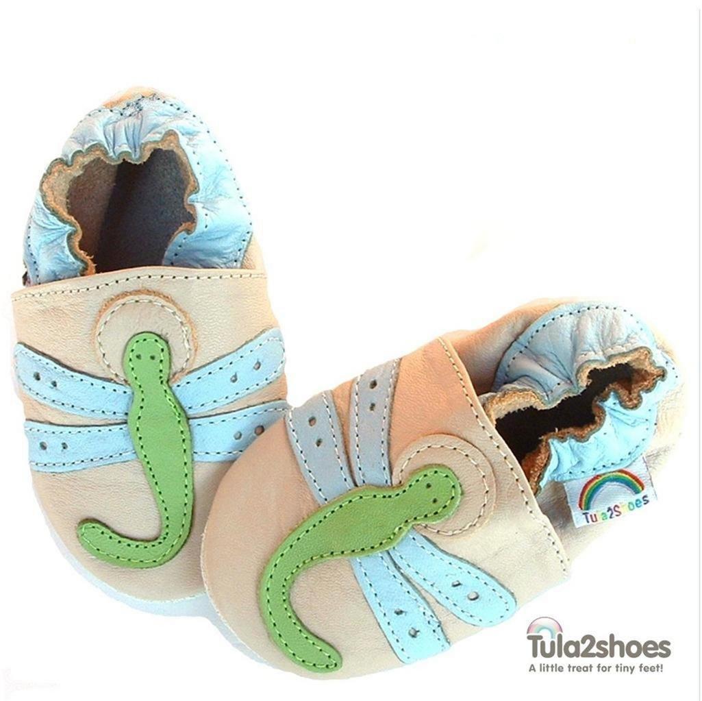 Tula2shoes NEW LUXURY SOFT LEATHER BABY GIRLS BOYS SHOES  0-6 6-12 12-18 18-24 M