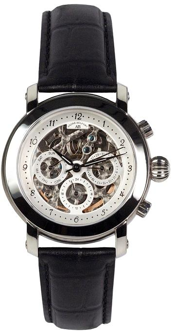 Andre Belfort Intemporelle steel watch AB-5610 Automatic ...