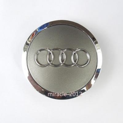 4 Pcs New Audi Center Wheel Caps Rim Hub Cap 69mm A3 A4 A6 S4 S6 A8 RS4