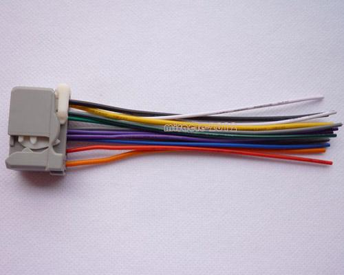 honda accord pilot fit stereo audio wire harness aftermarket radio install ebay