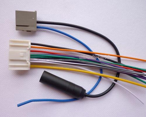 nissan armada radio wire harness nissan get free image