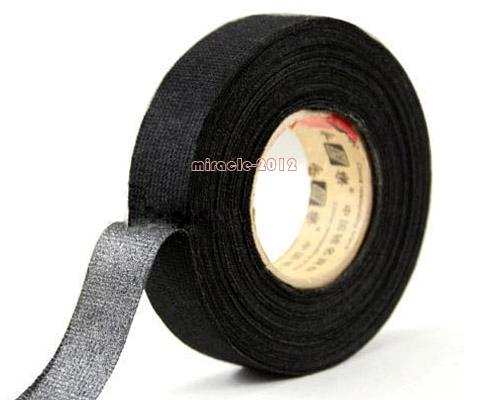 15m 16mm Auto High Heat Resistant Wiring Insulation Cloth