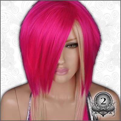 GW478-Blonde-Long-Adorable-Full-Wig-Costume-Anime-Flamboyant-Allure-Gothic-EMO