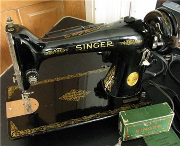 1947 singer sewing machine value