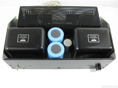 Mono amp tilslutning