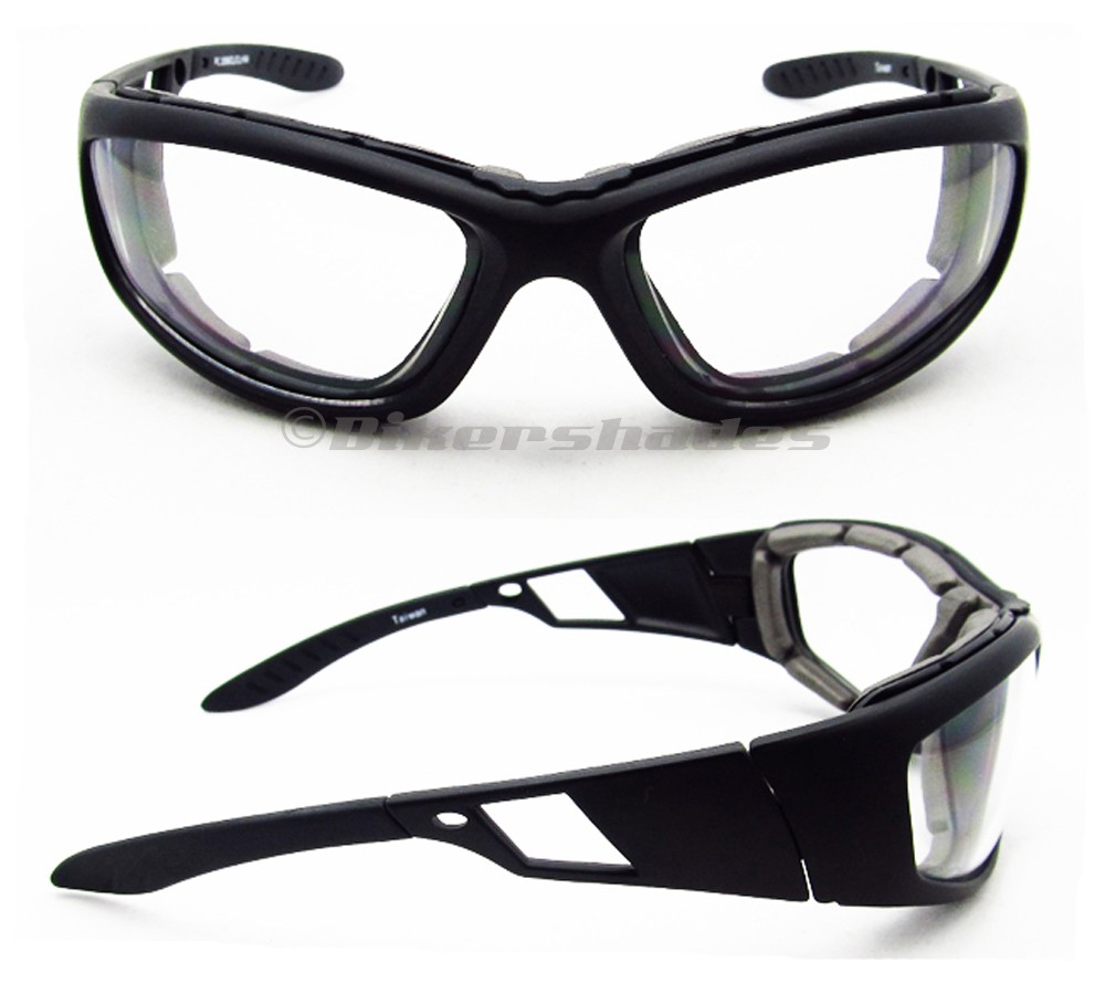 Photochromic Motorcycle Sunglasses