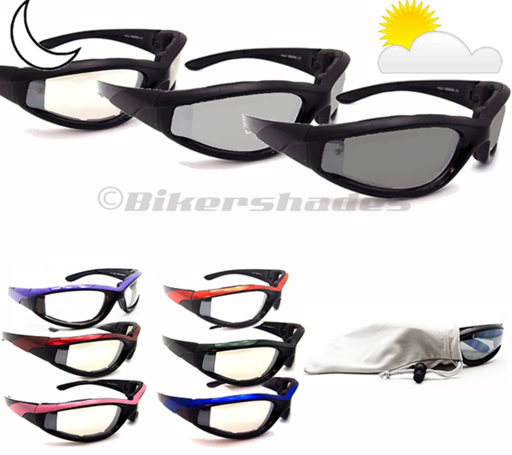 Best Transition Motorcycle Glasses