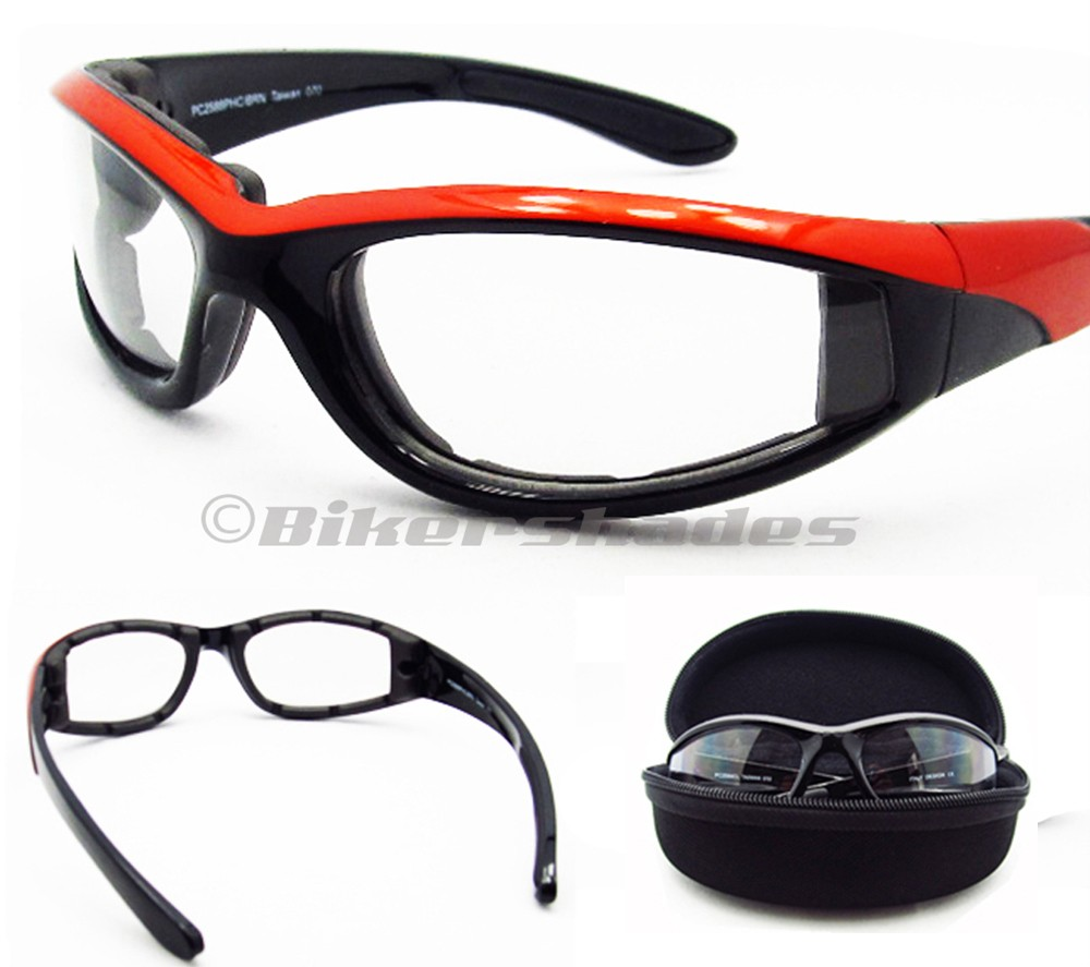 Motorcycle Riding Glasses Transition