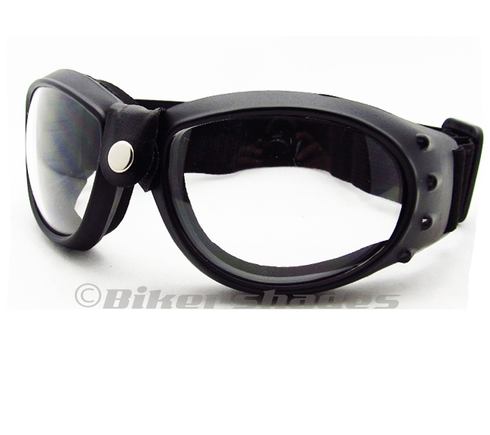 Clear Goggles Opt3