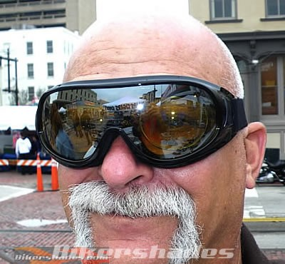 Motorcycle Over Glasses Goggles David Simchi Levi