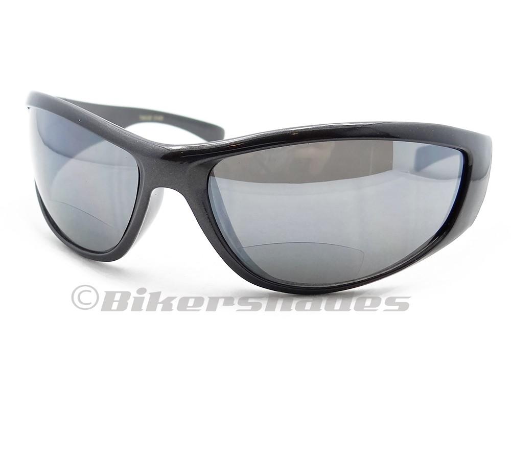 motorcycle bifocal reading sun glasses tinted lens